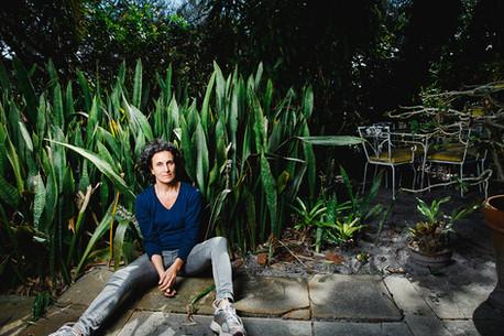 Carol Jazzar, Artist and Curater