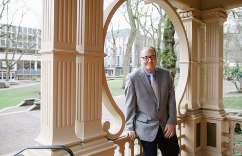 Stephen Percy, President of Portland State University