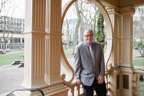 Stephen Percy, President of Portland State University