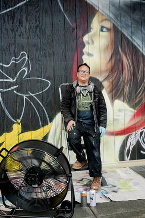 Alex Chiu, Artist