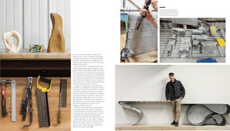 Neal Aronowitz / Luxe Interiors + Design Magazine