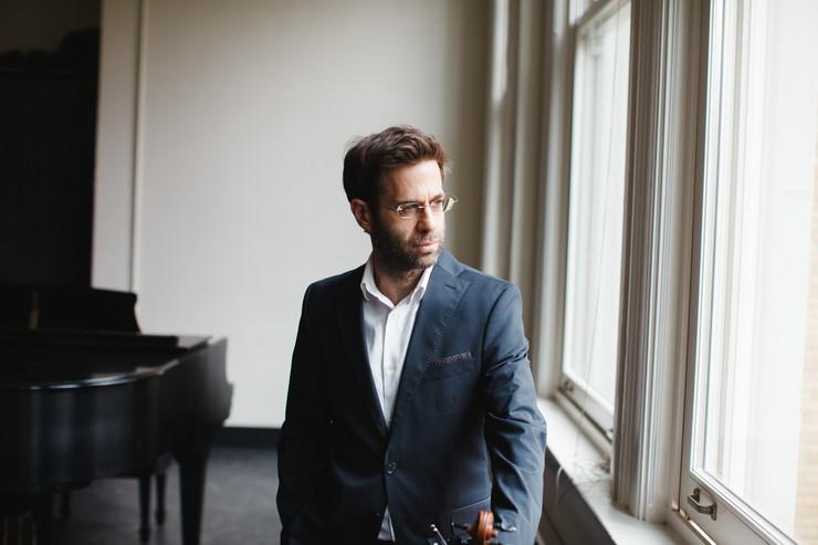 Tomas Cotik, Violinist