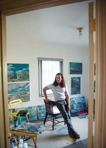 Eddie Arroyo, Artist and Activist