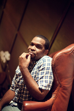 Luther Campbell (Luke), Lead Rapper of 2 Live Crew / for Electrinic Beats Magazine