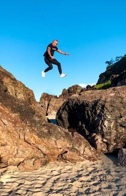 Brendan Murray Leap