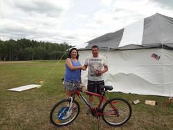 Teen Bike Winner