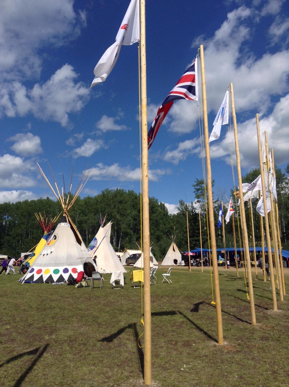 Treaty 8 Gathering