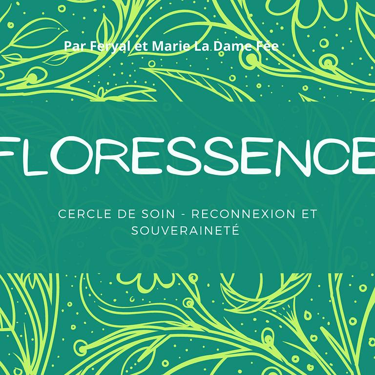 FLORESSENCE PARIS le 10 nov. cercle de soins