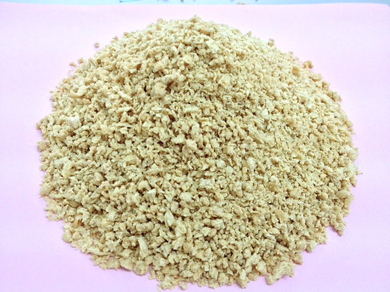 Textured Soy Protein  (TVP)