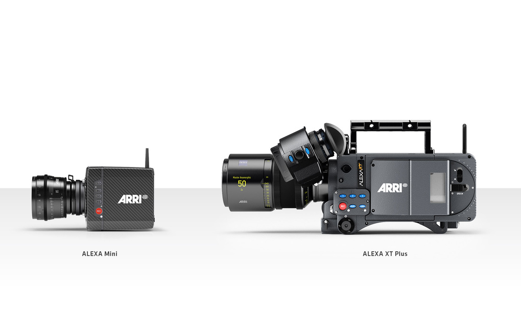 Arri Alexa Comparison