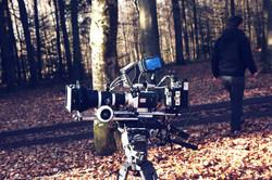 Phantom Miro M320S on set