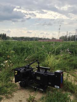 Phantom Flex 4K in the fields
