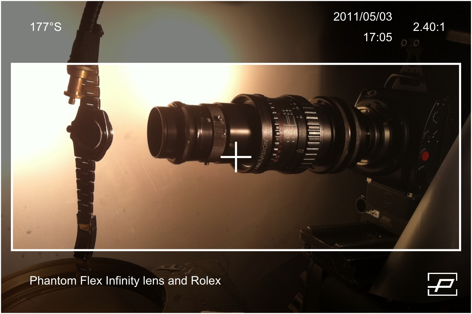 Infinity Lens
