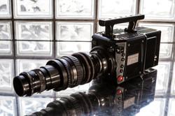 Infinity Lens on Phantom Flex 4K
