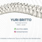 Yuri Britto Quiropraxista