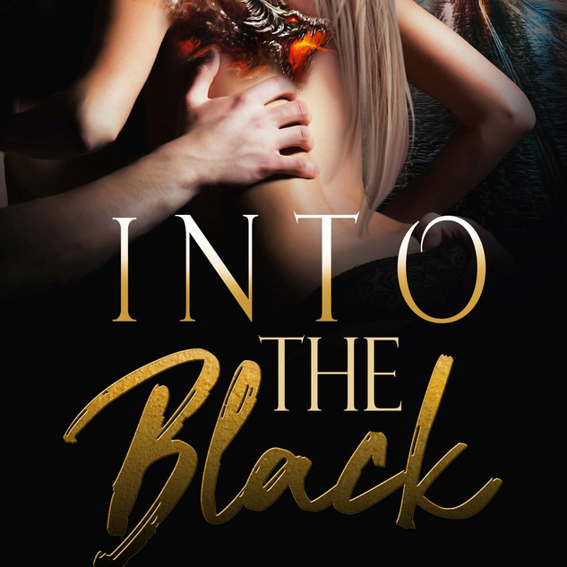 into the black dragon rebrand with fonts