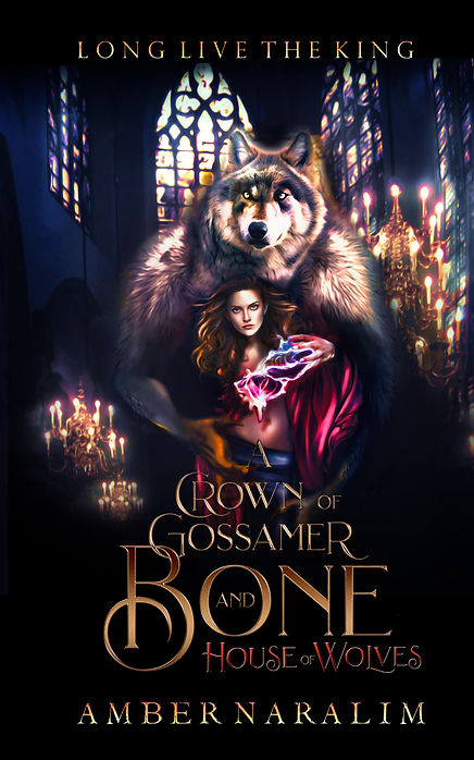 A Crown of Gossamer and Bone Cover image