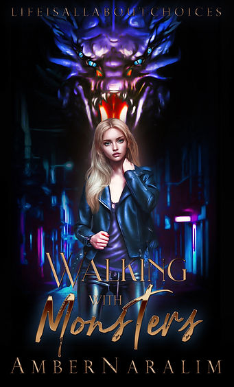 Walking with Monsters Cover image