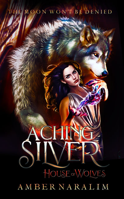 Aching Silver Cover Image