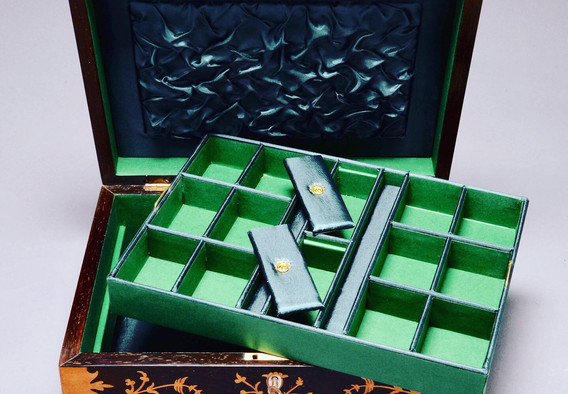 Wiiliam IV Jewellery Box