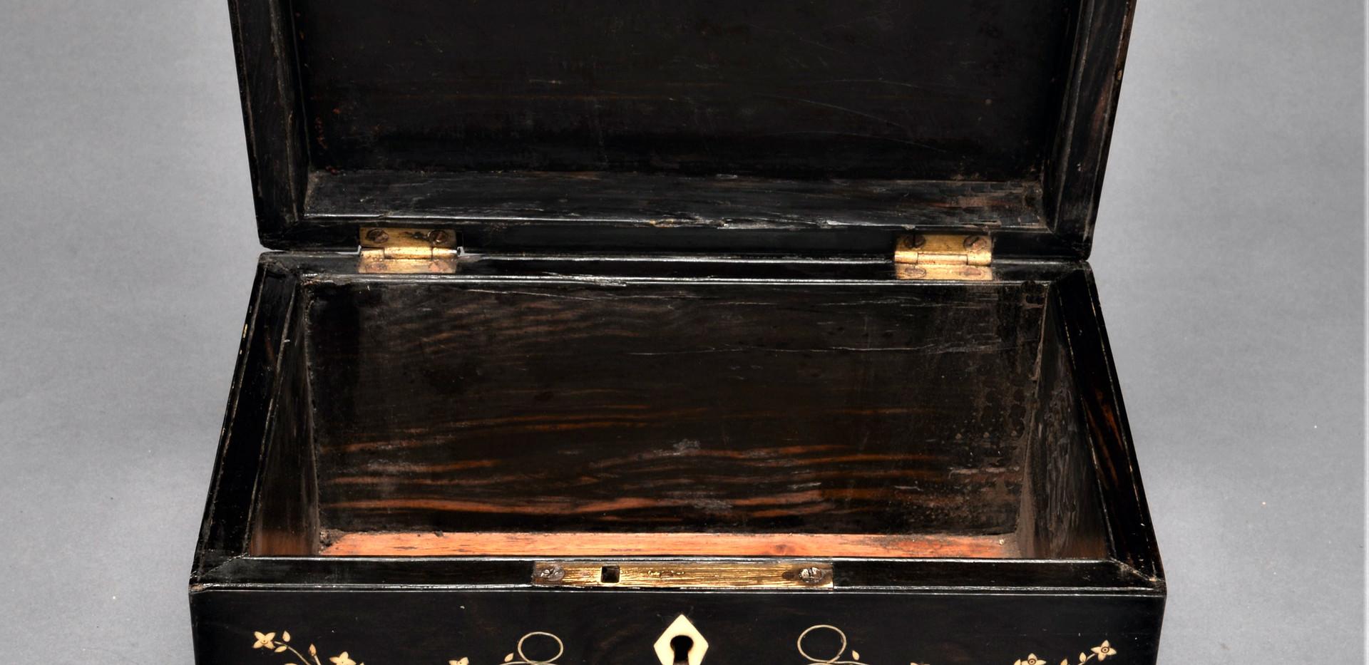 Bone Inlaid Box