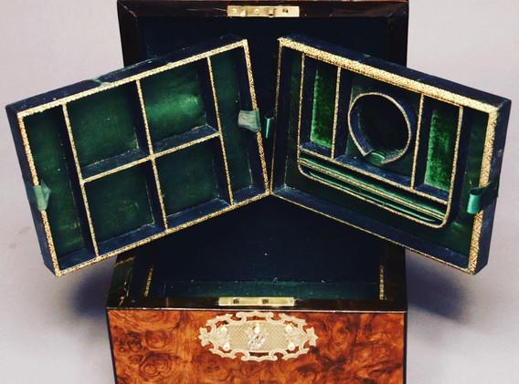 Jewellery Box Trays