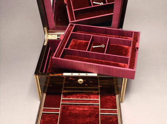 Coromandel Box Interior