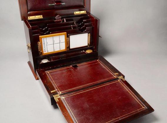 Edwardian Writing Cabinet