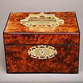 Small Jewellery Box circa 1865