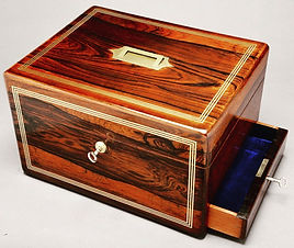 Rosewood Jewellery Box