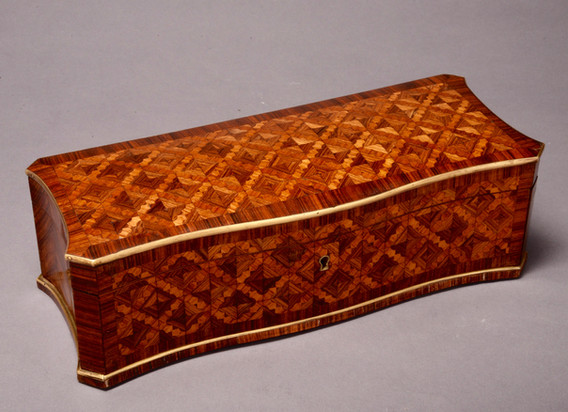 French Glove Box