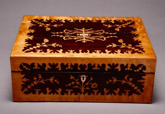 William IV Jewellery Box
