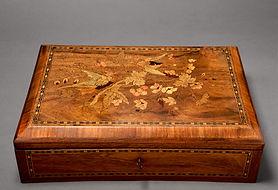 olivewood box