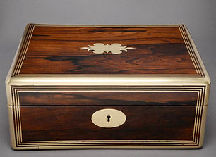 Mahogany Jewel Box