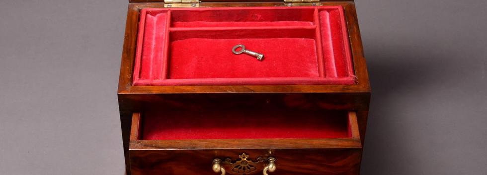Jewellery box circa 1890