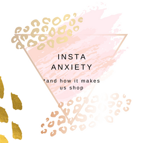 Instagram Anxiety
