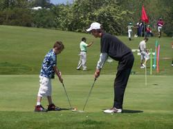 2010 school golf day