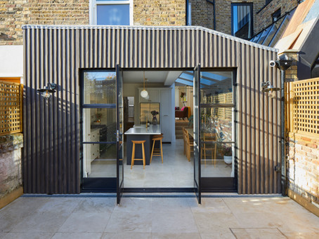 Hackney House: Where design meets engineering