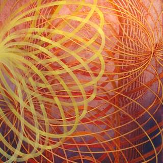 """Yellow Spiral"""