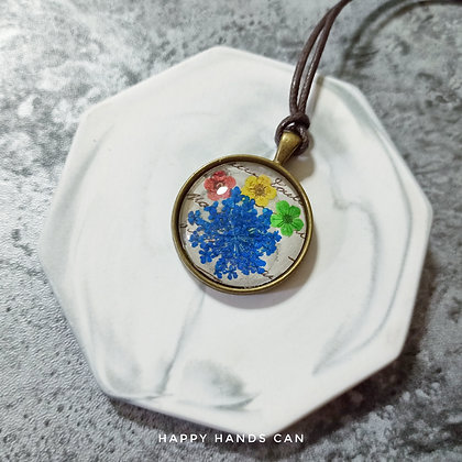 Floral Necklace 8