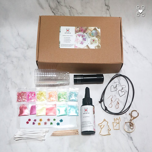 DIY Resin Art Kit - Mixed