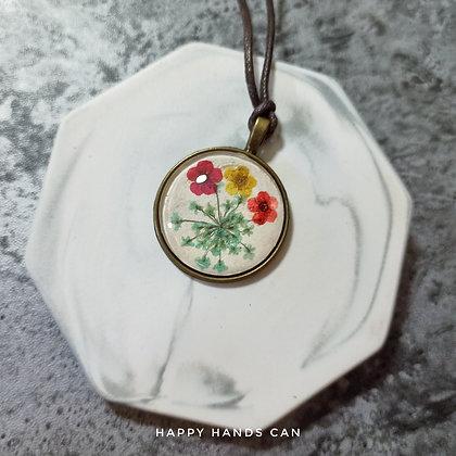 Floral Necklace 5