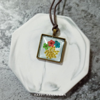 Floral Necklace 11