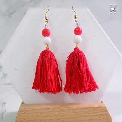 Tassel Earrings 3