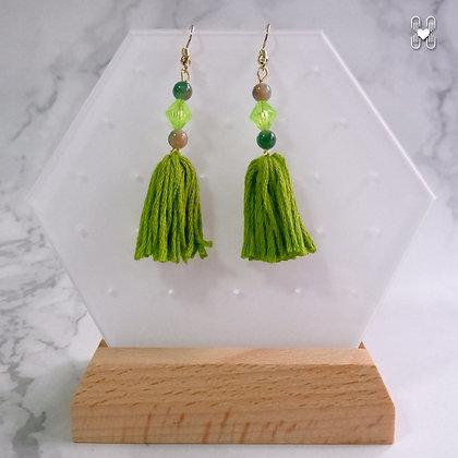 Tassel Earrings 1