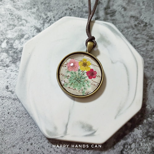 Floral Necklace 4