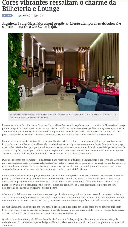 Site Revista Sua Casa