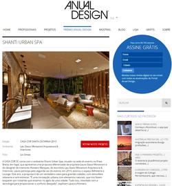 Site Anual Design