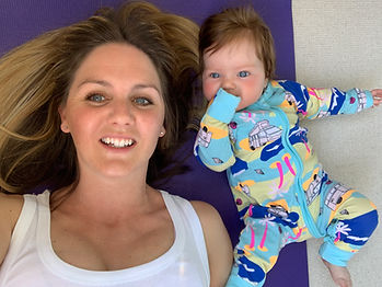 Mummy and Baby Pilates Winchester.JPG