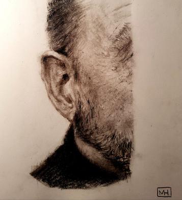 Partial Self Portrait